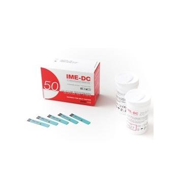 Тест-полоски IME-DC 50 шт купить в интернет-магазине Авимед