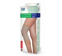 Бандаж на коленный сустав с ребрами жесткости люкс Medtextile 6111