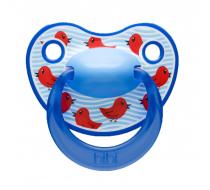 Пустышка Bibi силиконовая 0-6 міс (S), Balloon