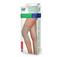 Бандаж на коленный сустав с ребрами жесткости люкс Medtextile 6111 (размер XL)