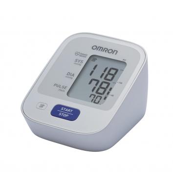 Автоматический тонометр на плечо OMRON M2 Basic с адаптером купить в интернет-магазине Авимед