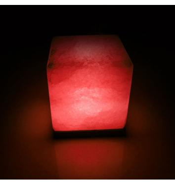 Соляная лампа SALTKEY CUBE Gigant цвета купить в интернет-магазине Авимед