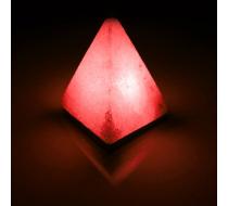 Соляная лампа SALTKEY PYRAMID цвета