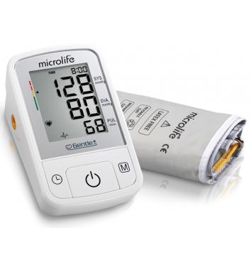 Автоматический тонометр на плечо Microlife BP A2 Basic купить в интернет-магазине Авимед
