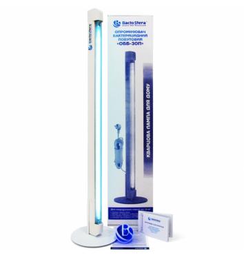 Безозоновая бактерицидная лампа BactoSfera OBB 30P OZONE FREE купить в интернет-магазине Авимед