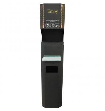 Бесконтактный автоматический дезинфектор для рук DISI-P купить в интернет-магазине Авимед