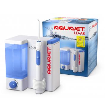 Ирригатор полости рта Little Doctor AquaJet LD-A8 (белый,желтый) купить в интернет-магазине Авимед