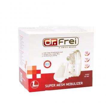 Ультразвуковой ингалятор Dr.Frei NE-SM1  купить в интернет-магазине Авимед