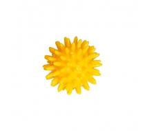 Массажный мячик Dr.Life Желтый 6 см