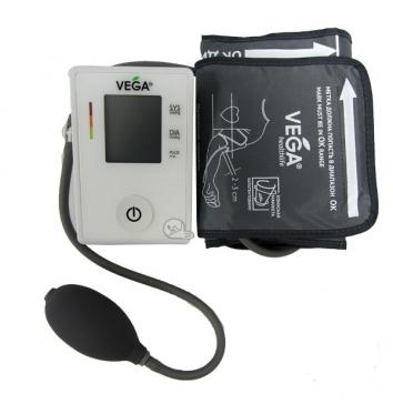 Полуавтоматический тонометр Vega VS-305  купить в интернет-магазине Авимед