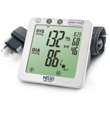 Автоматический тонометр на плечо Nissei DS-1011 купить в интернет-магазине Авимед