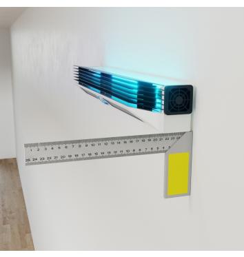 Экранированный облучатель с жалюзи BactoSfera EKRAN Jalousie 30х2 купить в интернет-магазине Авимед