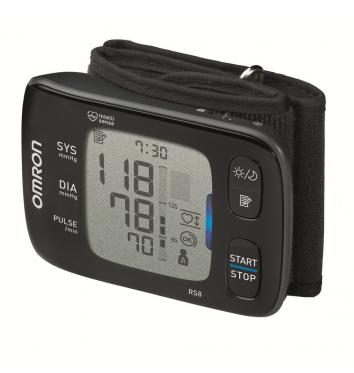 Автоматический тонометр на запястье OMRON RS8 купить в интернет-магазине Авимед
