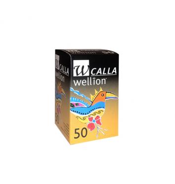 Тест-полоски Wellion CALLA 50 шт купить в интернет-магазине Авимед