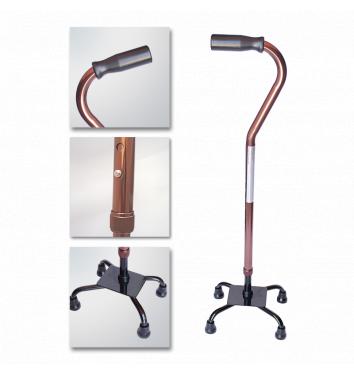 Трость-ходуны на четырех опорах GM934 купить в интернет-магазине Авимед