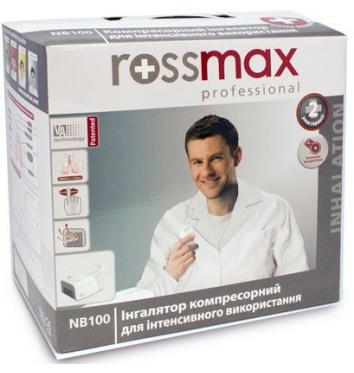 Компрессорный ингалятор Rossmax NB100 купить в интернет-магазине Авимед