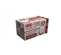 Игла IME-FINE одноразовая стерильная для шприц-ручек 31Gх12.0 мм 100шт