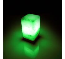 Соляная лампа SALTKEY BLOCK цвета