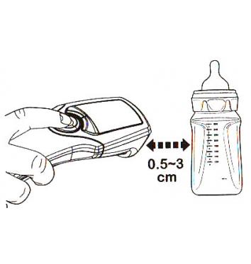 Бесконтактный инфракрасный термометр Medisana  TM 65E купить в интернет-магазине Авимед