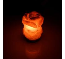 Соляная лампа SALTKEY ROSE цвета