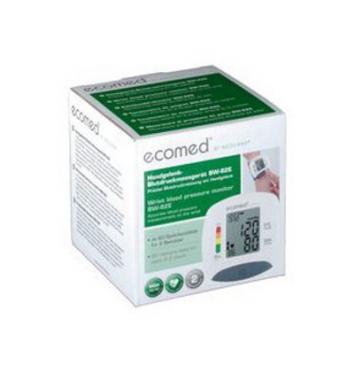 Автоматический тонометр на запястье Medisana Ecomed BW-82E купить в интернет-магазине Авимед