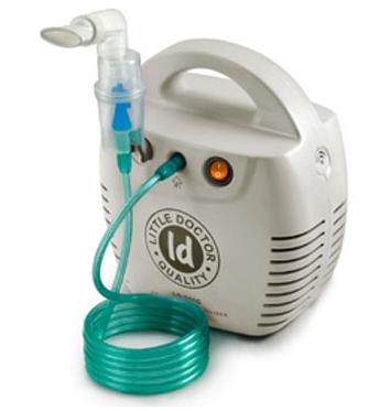 Компрессорный ингалятор Little Doctor  LD-211C купить в интернет-магазине Авимед