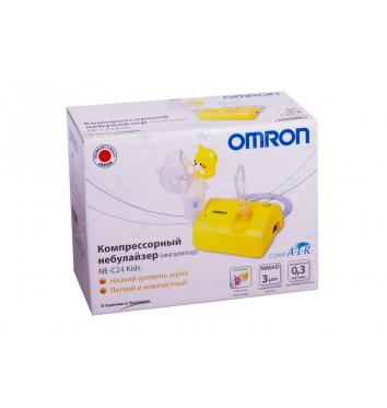Компрессорный ингалятор Omron C-801 Kid  купить в интернет-магазине Авимед
