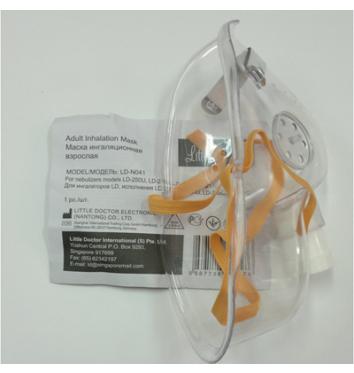 Маска ингаляционная взрослая Little Doctor  LD-N041 купить в интернет-магазине Авимед