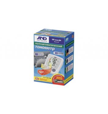 Тонометр полуавтоматический AND UA-705 купить в интернет-магазине Авимед