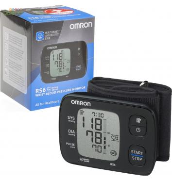 Автоматический тонометр на запястье OMRON RS6 купить в интернет-магазине Авимед