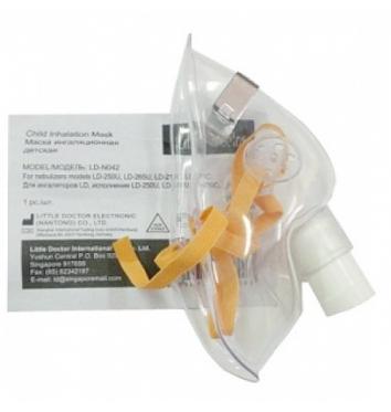 Маска ингаляционная детская Little Doctor  LD-N042 купить в интернет-магазине Авимед