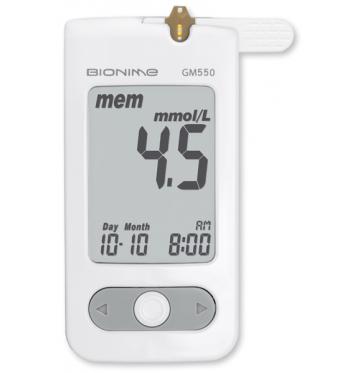 Глюкометр Bionime Rightest GM 550 купить в интернет-магазине Авимед