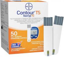 Тест-полоски Contour TS 25 шт