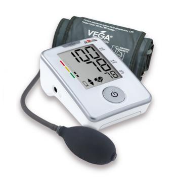 Полуавтоматический тонометр Vega VS-250 купить в интернет-магазине Авимед