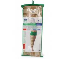 Бандаж на коленный сустав с ребрами жесткости с усиленной фиксацией (ТУТОР), M-L люкс Medtextile 6112