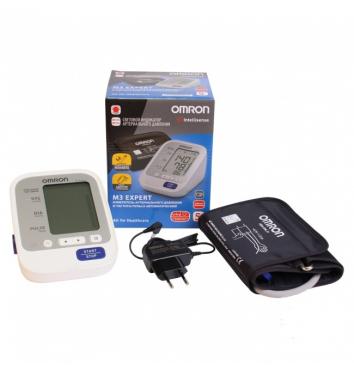 Автоматический тонометр на плечо OMRON M3 Expert  купить в интернет-магазине Авимед