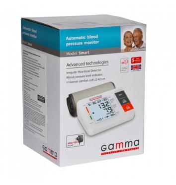 Автоматический тонометр Gamma Smart купить в интернет-магазине Авимед