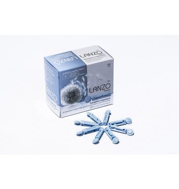 Ланцеты Lanzo GL28G 100 шт купить в интернет-магазине Авимед