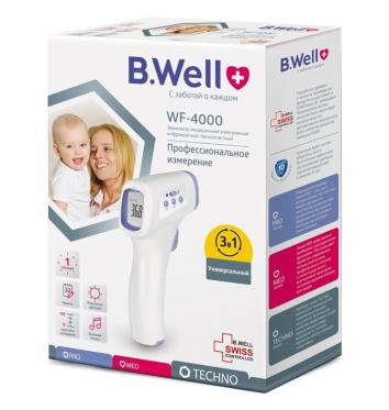 Бесконтактный инфракрасный термометр B.Well WF-4000 купить в интернет-магазине Авимед