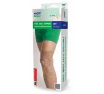 Бандаж на коленный сустав разъемный люкс Medtextile 6058