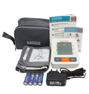 Автоматический тонометр Gamma Plus купить в интернет-магазине Авимед