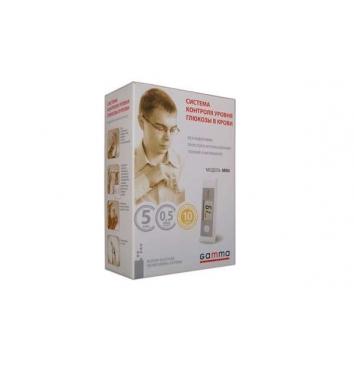 Глюкометр Gamma MINI купить в интернет-магазине Авимед