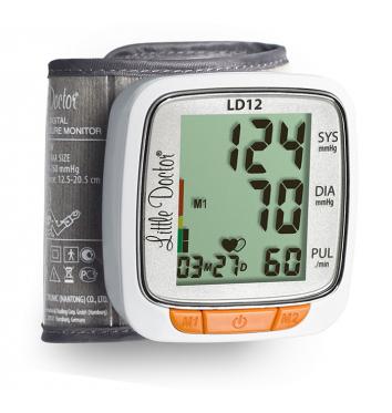 Автоматический тонометр на запястье Little Doctor LD-12 купить в интернет-магазине Авимед