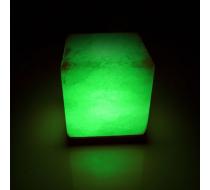 Соляная лампа SALTKEY CUBE Gigant цвета