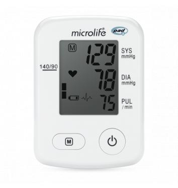 Автоматический тонометр Microlife BP A2 Classic купить в интернет-магазине Авимед