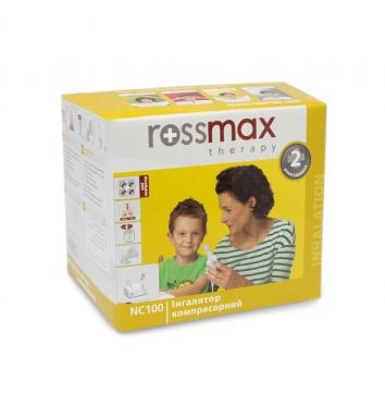 Компрессорный ингалятор Rossmax NC100 купить в интернет-магазине Авимед
