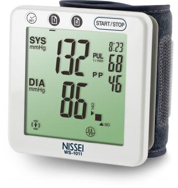 Автоматический тонометр на запястье Nissei WS-1011 купить в интернет-магазине Авимед