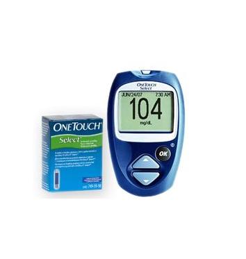 Глюкометр One Touch Select купить в интернет-магазине Авимед