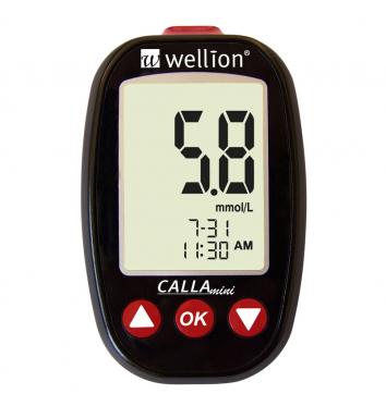 Глюкометр Wellion CALLA Mini купить в интернет-магазине Авимед