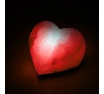 Соляная лампа SALTKEY LOVE цвета